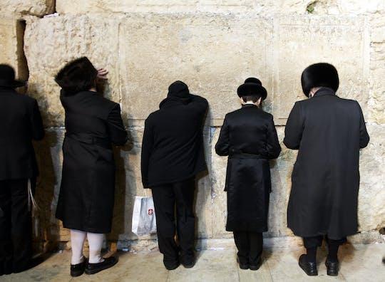 Incontra il tour degli ebrei ortodossi