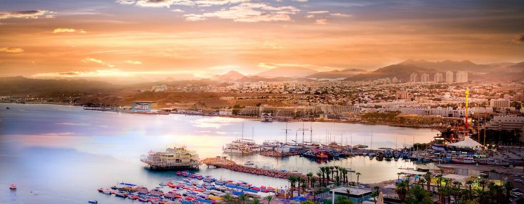 Esperienza in barca a vela a Eilat