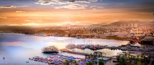 Expérience de voile à Eilat