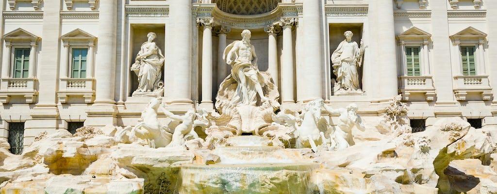 Best of Rome 3-godzinna poranna wycieczka