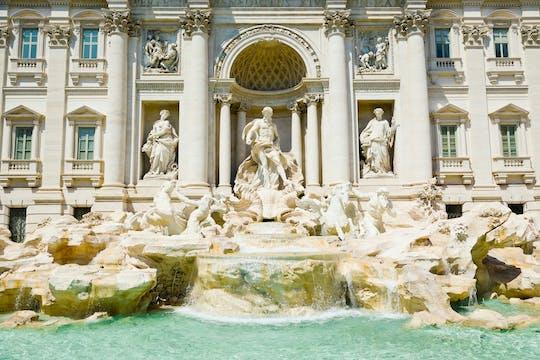 Tour por la mañana de 3 horas por lo mejor de Roma