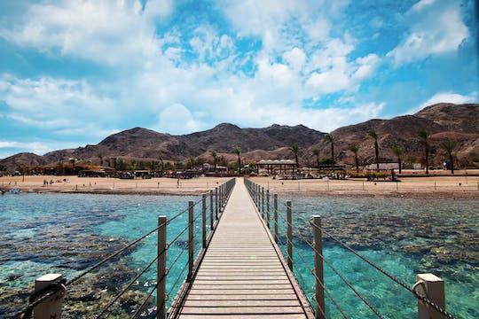 Tour delle montagne rosse al Mar Rosso da Eilat