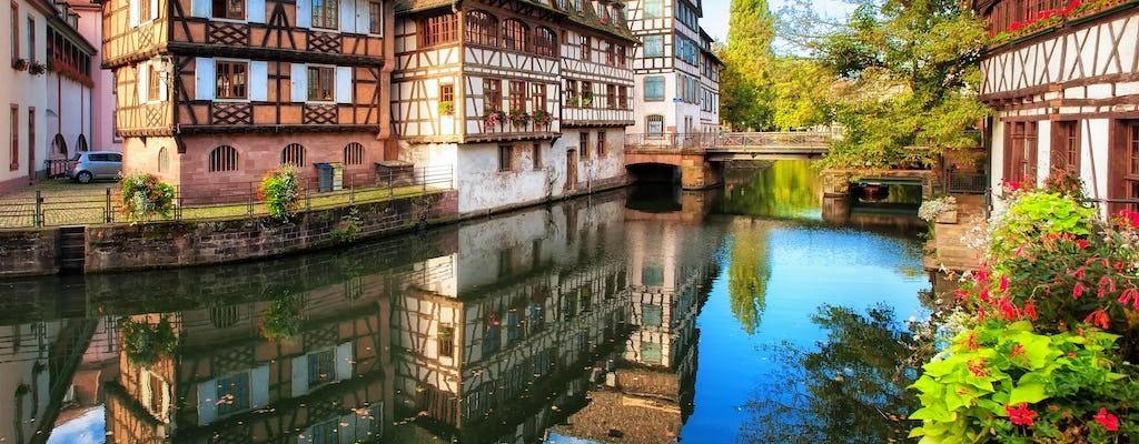 Historia de Estrasburgo en un día con guía privado