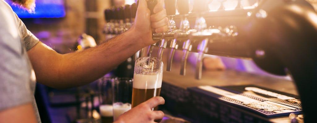 Legendary pubs in Prague beer tour