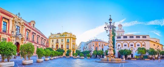 Tour a piedi storico di Siviglia