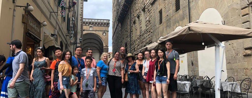 Частная пешеходная экскурсия во Флоренции