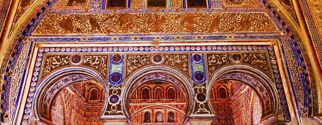 Частная экскурсия в Королевский Алькасар Севильи