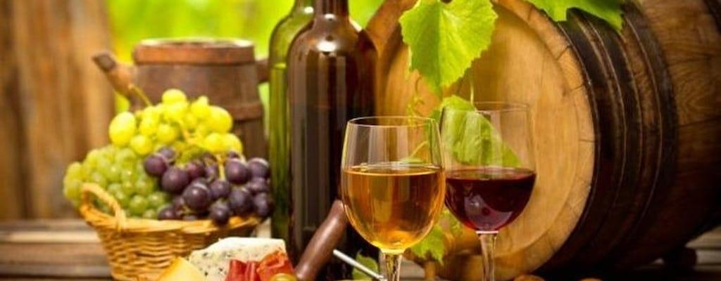 Tour of Chisinau including wine tasting at Cricova