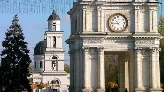 Visite de la ville de Chisinau, du vieil Orhei et du monastère de Curchi