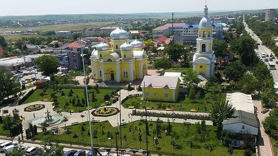 Tour para Gagauzia de Chisinau