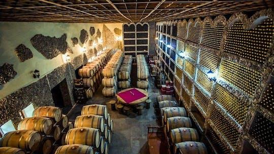 Visite de la route des vins au château Purcari et à la cave d'Asconi avec dégustation