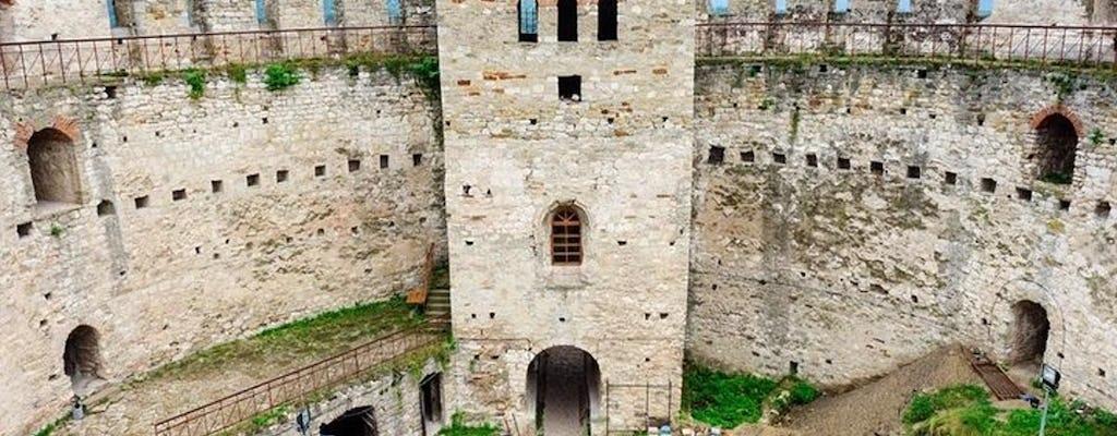 Visite privée d'une journée à la forteresse de Soroca et au monastère de Casauti