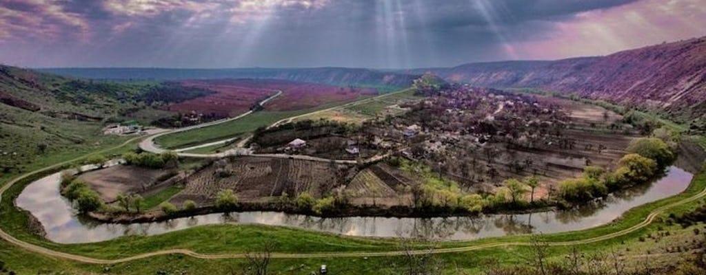 Excursão privada para Old Orhei e Mosteiro Curchi de Chisinau