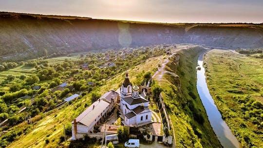 Visite privée du vieux Orhei, Butuceni et du monastère de Curchi depuis Chisinau