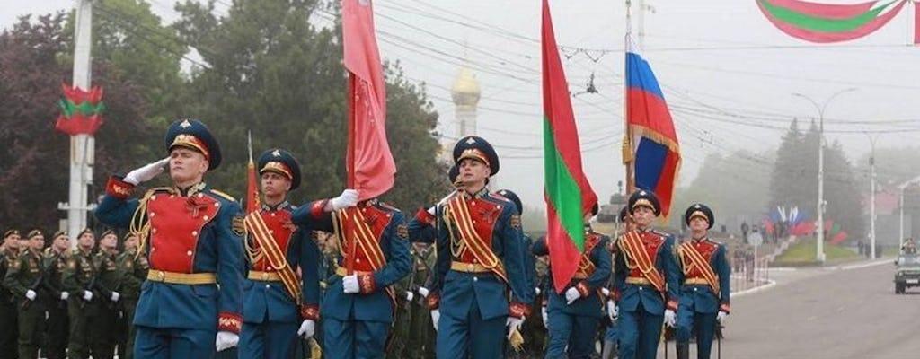 Tour privado de Transnistria que incluye la fortaleza Bender desde Chisinau