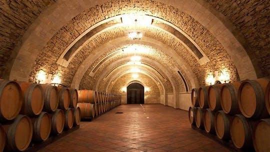 Visite œnologique au château Purcari et à la cave Asconi de Chisinau