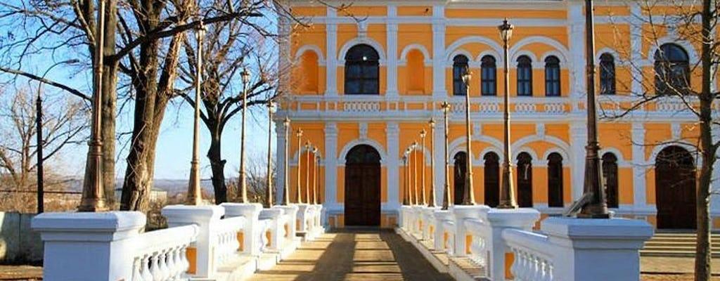 Magnifique visite du manoir Manuc Bei au départ de Chisinau