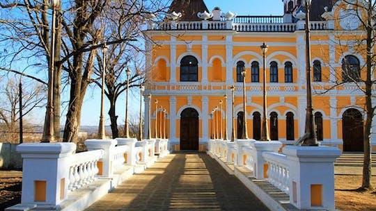 Maravilhosa excursão pela mansão Manuc Bei saindo de Chisinau
