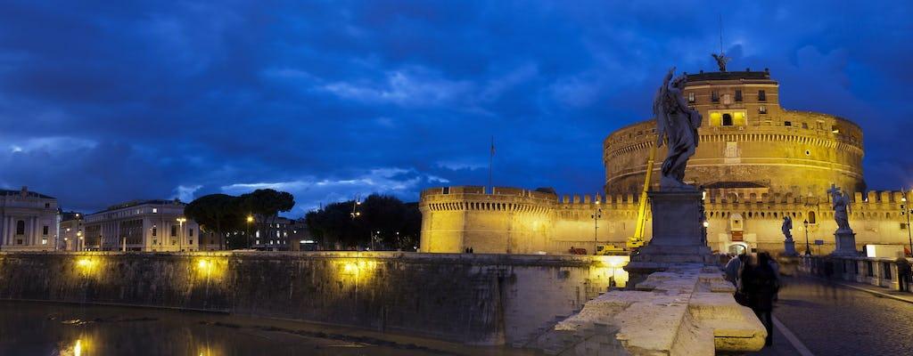Visita guiada del Castillo Sant'Angelo