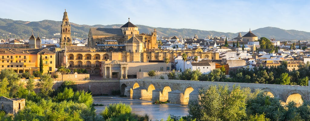 Guided tour and tickets for the Mosque Cathedral of Córdoba and the Jewish quarter