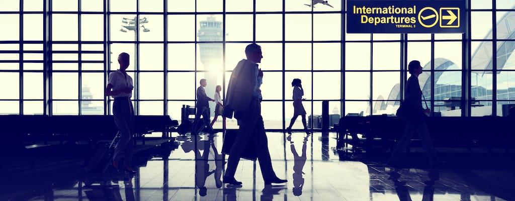 Privater Standardtransfer von Ihrem Hotel zum internationalen Flughafen Sansibar