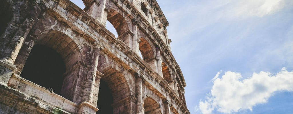 Búsqueda del tesoro Roma Antigua
