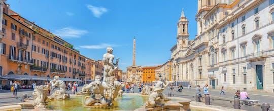 Búsqueda del tesoro Roma del agua