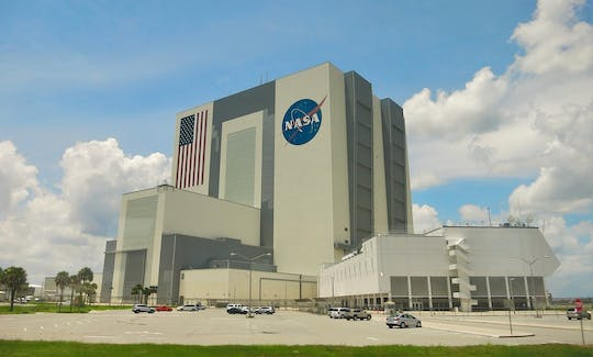 Tour and airboat safari at Kennedy Space Center