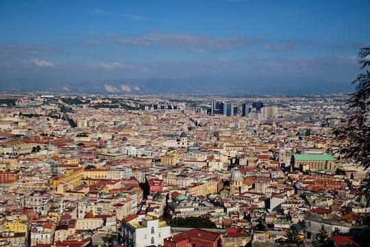 Происхождение и легенды Неаполь пешеходная экскурсия