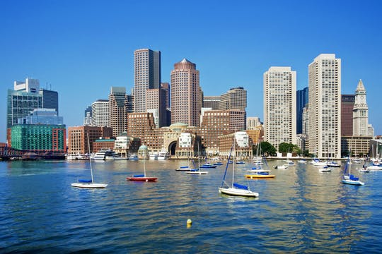 Тур-поездки в Бостон города и шоппинг-тур