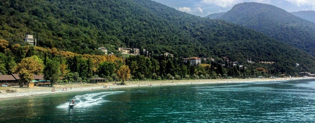Full Day Private Tour to Abkhazia from Sochi