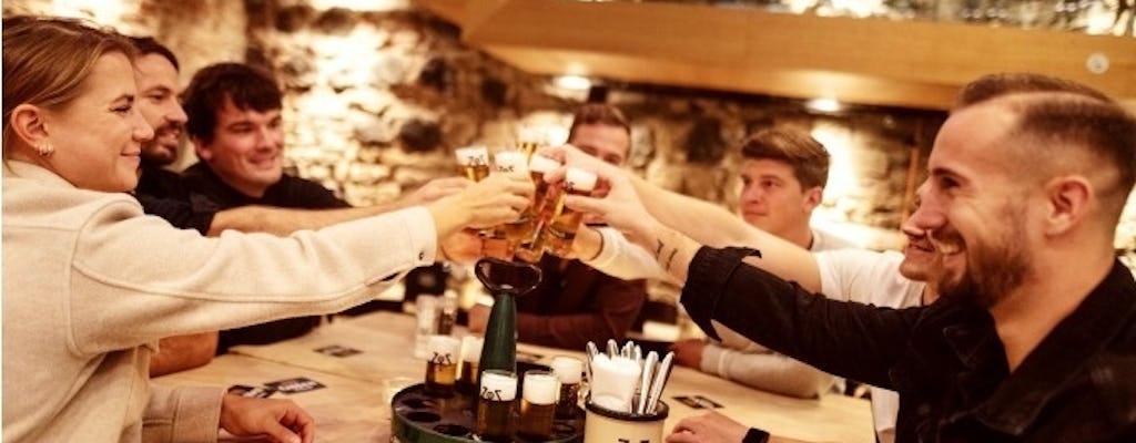 Visita a la cervecería de Colonia con tres cervezas Kölsch