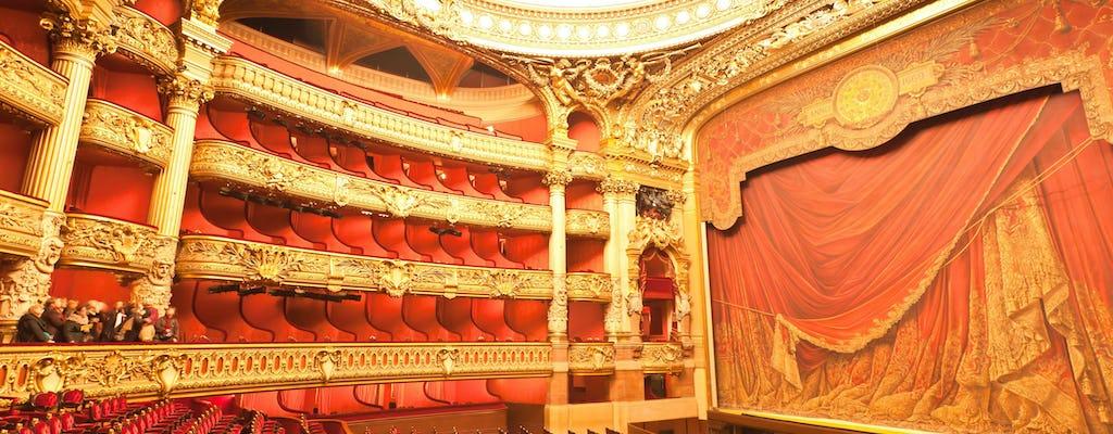 Esclusivo tour after hour dell'Opera Garnier