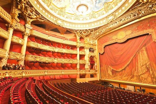 Tour exclusivo por la Ópera Garnier en horario de cierre
