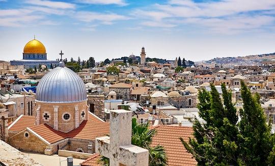 Jerusalem Old City: 3-hour highlights walking tour from Jerusalem