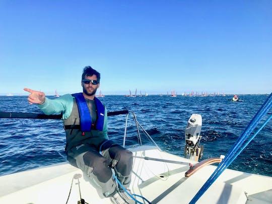Stella Maris 10.5h curso de iniciación a la navegación + 3h examen