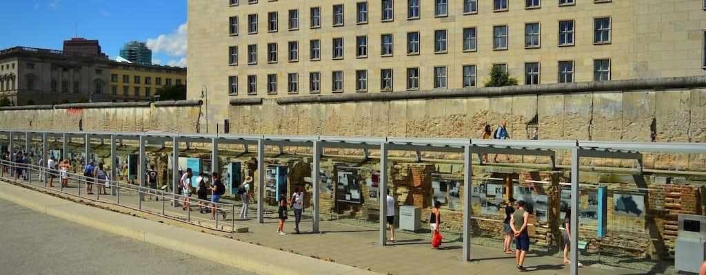 Берлин Третий рейх Гитлера и Второй мировой войны пешеходная экскурсия