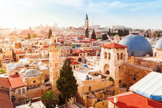 Jerusalem Old City: 3-hour highlights walking tour from Tel Aviv