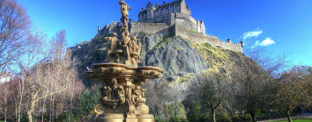 Overnight trip to Edinburgh