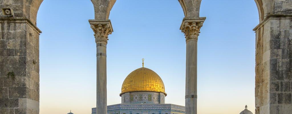 Jerusalem: full-day highlights tour from Tel Aviv