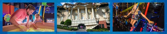 WonderWorks all access admission