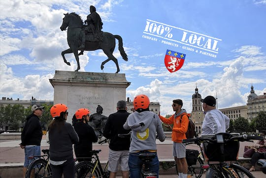 2-stündige E-Bike-Tour in Lyon - 100% lokal