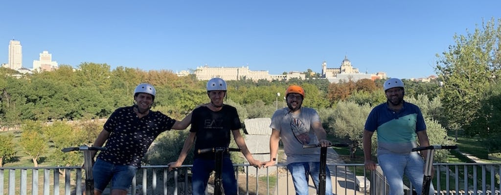 Tour privato Segcitytour di Madrid