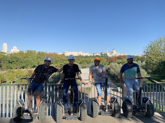 Private Segcitytour tour of Madrid