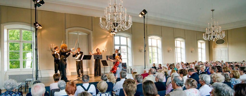 Concierto clásico en el Palacio de Nymphenburg en Munich