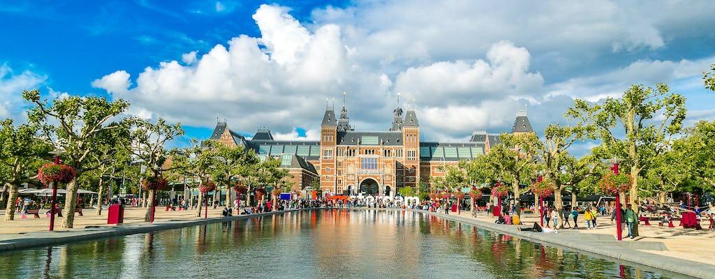 Melhor passeio pelo Rijksmuseum com guia certificado