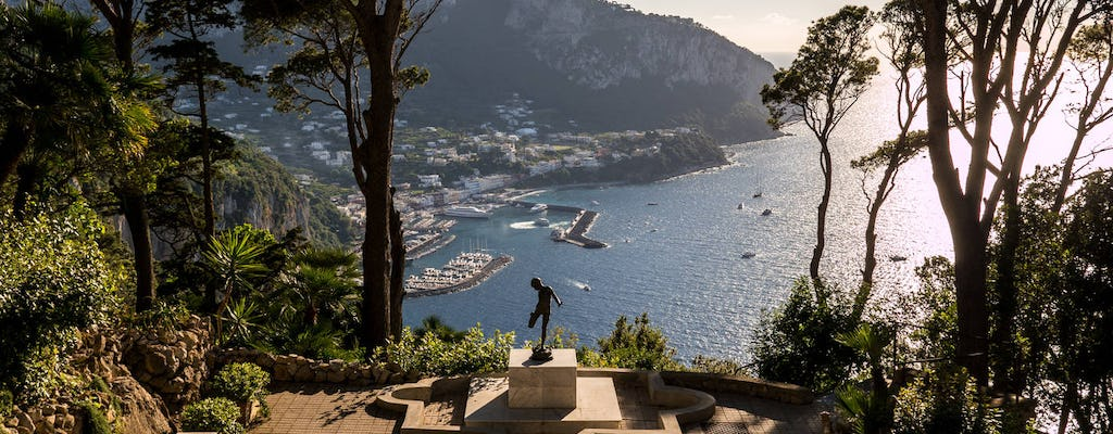 Capri historical tour