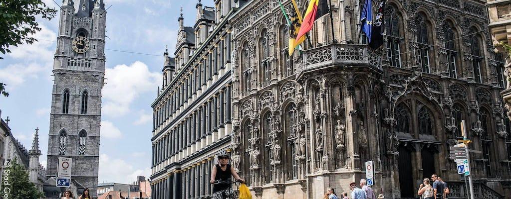 Excursão de meio dia a Ghent saindo de Bruxelas