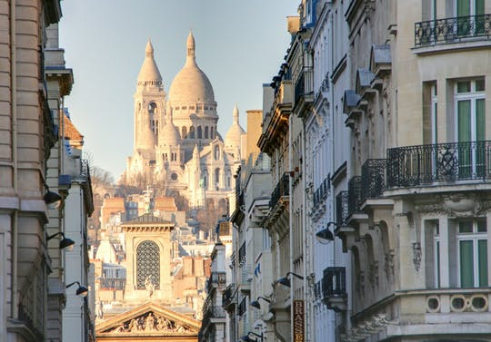 Walking tour of Montmartre and skip-the-line tickets to Orsay Museum