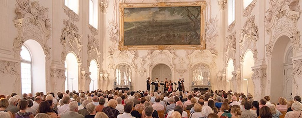 Classical concert at Schleissheim Palace in Munich